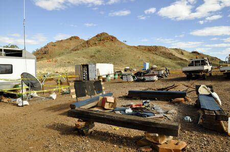 exploration: Exploration Mining Camp - Australia