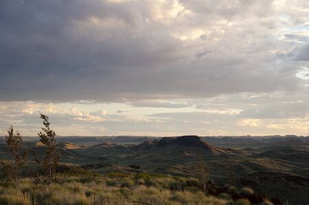 outback australia: Outback Australia Stock Photo