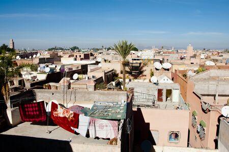 marrakesh: Marrakesh - Morocco Stock Photo