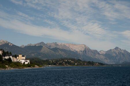 lake nahuel huapi: Nahuel Huapi Lake - Argentina