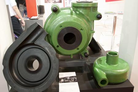 bomba de agua: Componentes de la bomba de agua