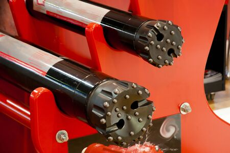 assay: Rock Hammers for RC Drilling