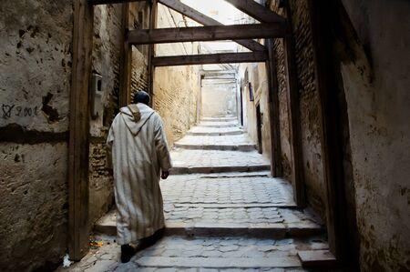 fez: Local in a Medina - Fez - Morocco