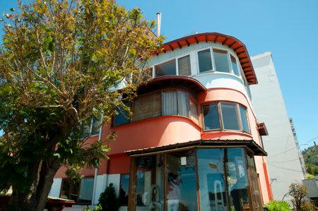 pablo: Poet Pablo Neruda House - Valparaiso - Chile