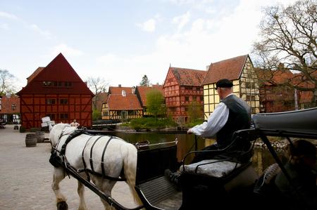 旧市街 - オーフス - デンマーク