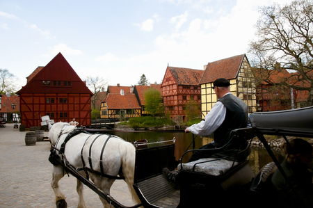 amish: The Old Town - Aarhus - Denmark