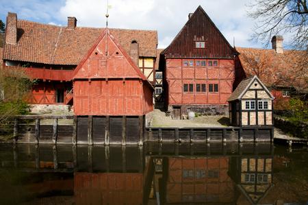 旧市街 - オーフス - デンマーク 写真素材 - 56407254