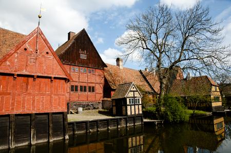 The Old Town - Aarhus - Denmark