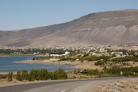 El Calafate Town - Argentyna
