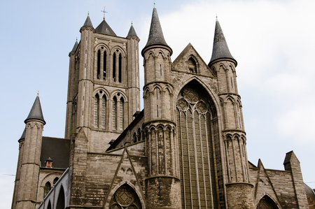 st nicholas: St Nicholas Church - Ghent - Belgium