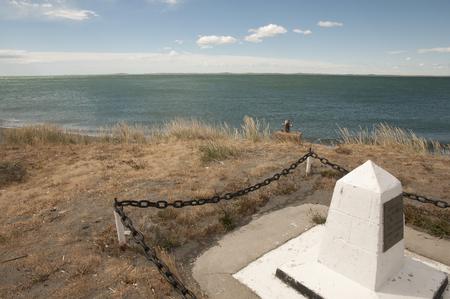 strait: Magellan Strait - Chile