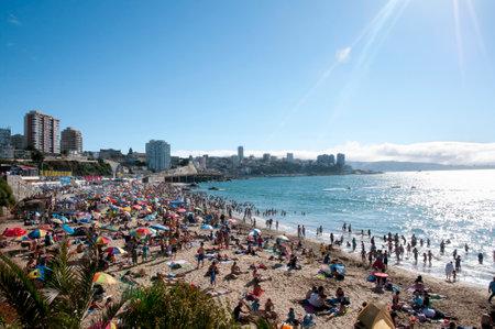 mar: Vina Del Mar - Chile