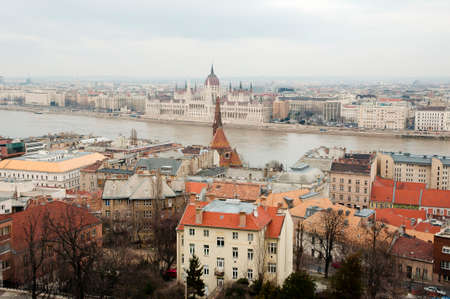 hungary: Budapest - Hungary Stock Photo