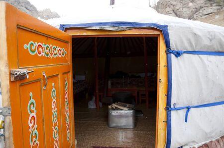 mongolia: Yurt - Mongolia