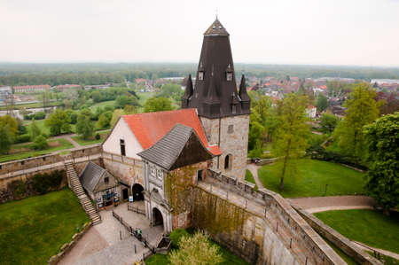 fortify: Burg Bentheim - Bad Bentheim - Germany
