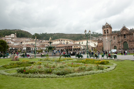 cusco: Plaza de Armas - Cusco - Peru
