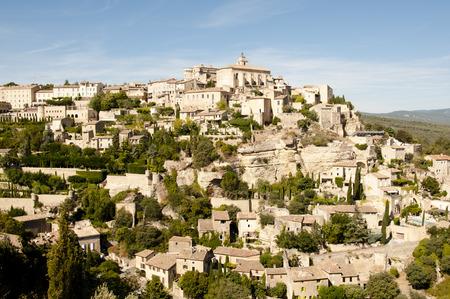 gordes: Gordes Medieval Village - France