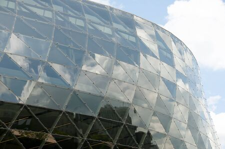 conventions: OTTAWA, CANADA - May 26, 2015: Shaw Center is a modern building where conventions take place