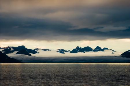 spitsbergen: Dusk - Spitsbergen - Svalbard