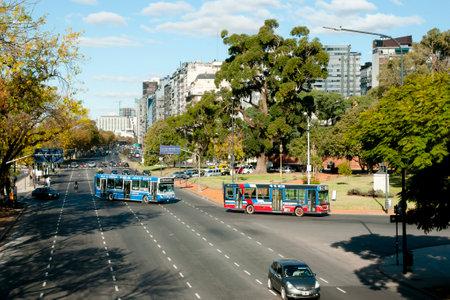 pres: Pres. Figueroa Alcorta Avenue - Buenos Aires - Argentina