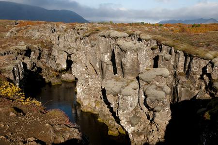 rift: Thingvellir Rift Valley - Iceland