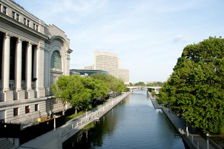 rideau canal: Rideau Canal - Ottawa - Canada