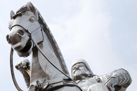 khan: Genghis Khan Statue - Mongolia