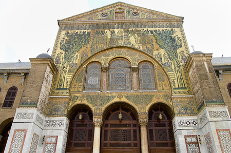 Umayyad Mosque - Damascus - Syria (before civil war)