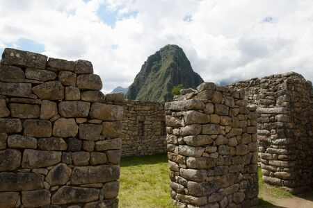 machu picchu: Machu Picchu - Peru