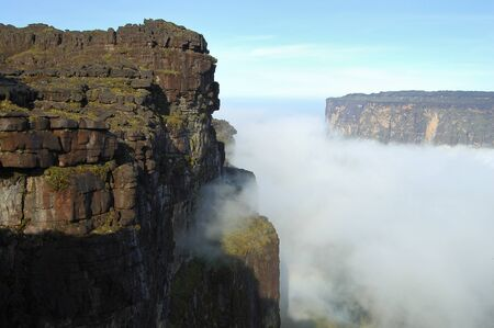 table mountain national park: Mount Roraima - Venezuela