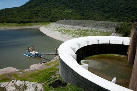 el: El Cadillal Dam - Tucuman - Argentina Stock Photo
