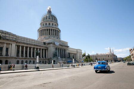 havana cuba: Capitol Building - Old Havana - Cuba