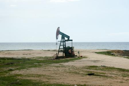 oil well: Oil Well - Cuba