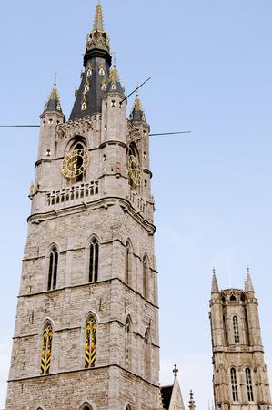 belfry: Belfry Tower - Ghent - Belgium