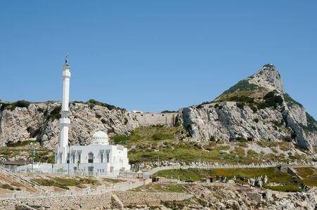 al: Ibrahim al Ibrahim Mosque - Gibraltar