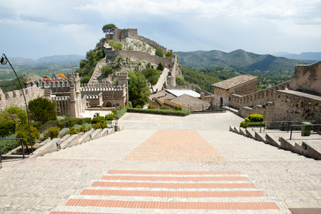 crusade: Castle of Xativa - Spain