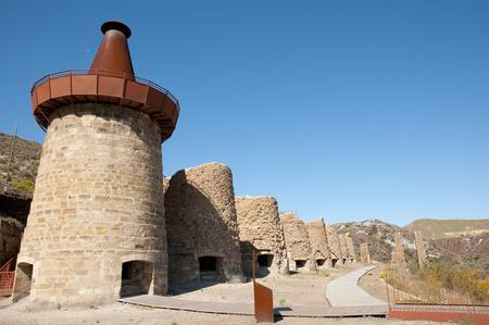 Calcination Kilns - Lucainena de las Torres - Spain