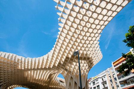 Metropol Parasol - Seville - Spain Editorial