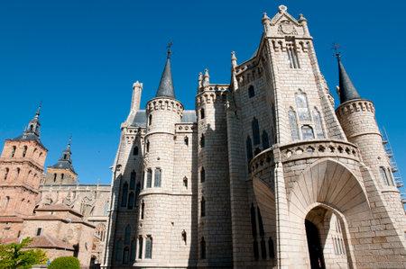 episcopal: Episcopal Palace - Astorga - Spain
