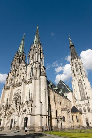 olomouc: Saint Wenceslas Cathedral - Olomouc - Czech Republic