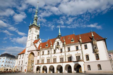 市庁舎 - オロモウツ - チェコ 写真素材 - 61773661