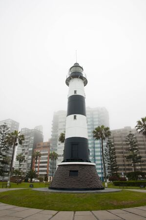 lima: Lighthouse - Lima - Peru