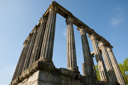 templo romano: Roman Temple - Evora - Portugal