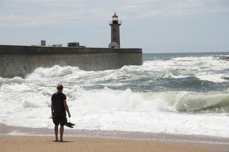 porto: Carneiro Beach - Porto - Portugal
