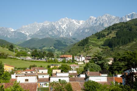europa: Picos de Europa Mountains - Spain