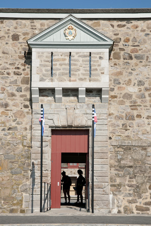 quebec: Chambly Fort - Quebec - Canada
