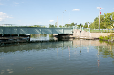 quebec: Chambly Canal - Quebec - Canada