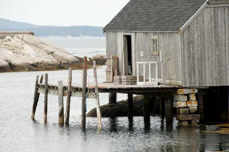 cove: Peggys Cove - Nova Scotia - Canada
