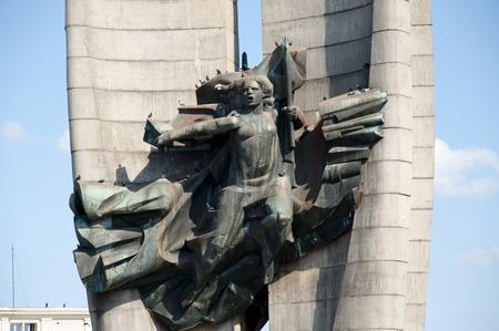 revolutions: The Revolution Monument - Rzeszow - Poland