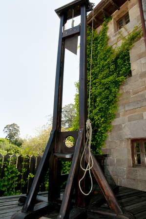 guillotine: French Guillotine